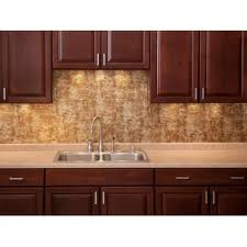 Thermoplastic Backsplash Panels